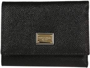 Dolce & Gabbana Dauphine Small Wallet - NERO - STYLE