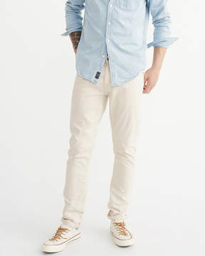 Abercrombie & Fitch Skinny Selvedge Jeans