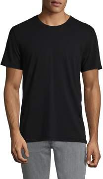 BLK DNM Men's Graphic Crewneck T-Shirt