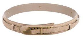 Jil Sander Military Waist Belt