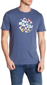 Original Penguin Checkerboard Print Tee