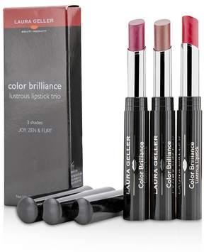 Laura Geller Color Brilliance Lustrous Lipstick Trio