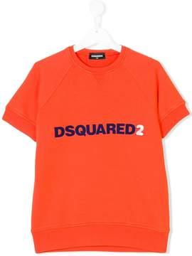 DSQUARED2 Teen short sleeved sweatshirt