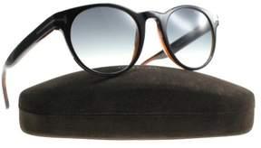 Tom Ford New Sunglasses Unisex TF 522 Black 05B Palmer 51mm
