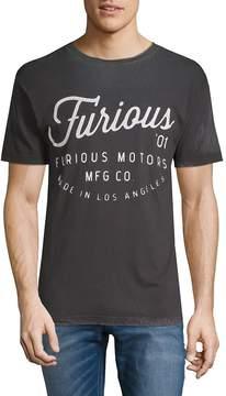 Affliction Men's Furious Short Sleeve T-Shirt