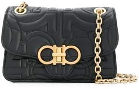 Salvatore Ferragamo Gancio quilted leather bag