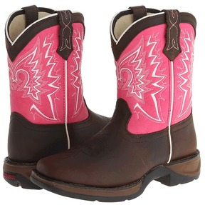 Durango Kids - Lil' 8 Let Love Fly Girls Shoes