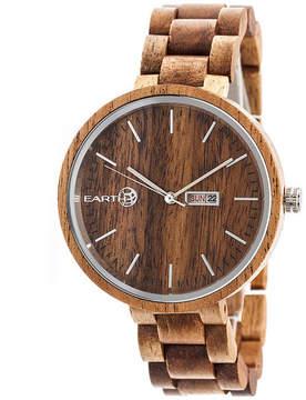 Earth Wood Unisex Bracelet Watch-Ethew5404