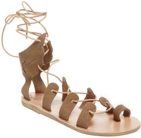 Ancient Greek Sandals Women's Ftetori Gladiator Sandal