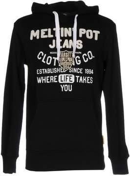 Meltin Pot Sweatshirts