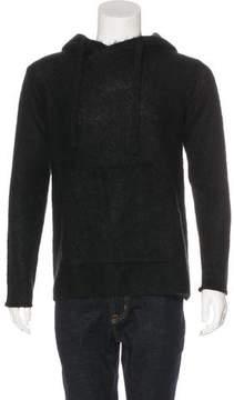 Nonnative Wool-Blend Knit Hoodie