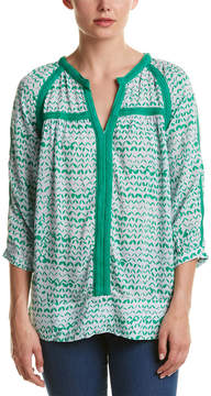 Collective Concepts Tunic Blouse