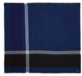 Kenzo Wool & Silk Scarf