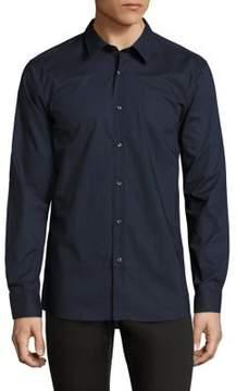 HUGO Elisha Diagonal Chevron Shirt