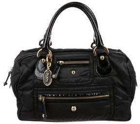Tod's Nylon Handle Bag