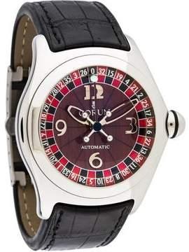 Corum Casino Bubble Watch w/ Alligator Strap