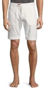 Psycho Bunny Textured Cotton Shorts