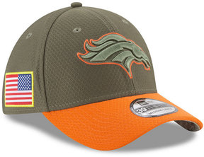 New Era Denver Broncos Salute To Service 39THIRTY Cap