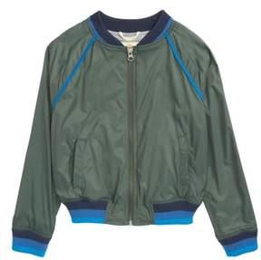 Tucker + Tate Stripe Bomber Jacket