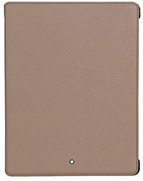 Montblanc Meisterstuck Beige Soft Grain Leather IPad3 and 4 Case