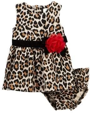 Kate Spade classic leopard dress (Baby Girls)