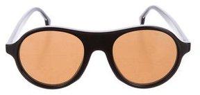 Carrera Tinted Round Sunglasses