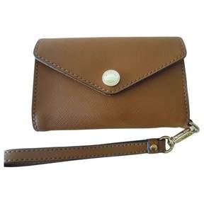 MICHAEL Michael Kors Camel Leather Purses, wallets & cases