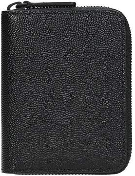 Common Projects Black Leather Wallet