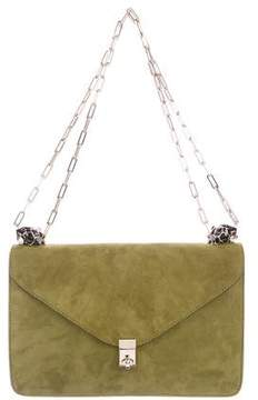 Valentino Suede Panther Bag