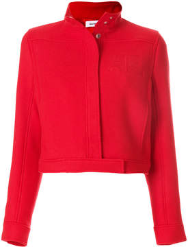 Courreges cropped fitted jacket
