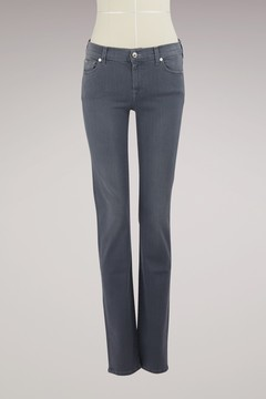 7 For All Mankind Cotton Roxane Jean