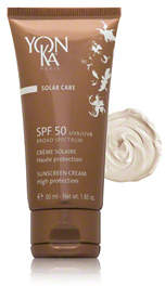 Yon-Ka Solar Care Sunscreen Cream SPF 50