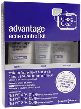 Clean & Clear Advantage Acne Control Kit