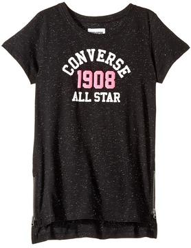 Converse 1908 All Star Knit Tunic Girl's T Shirt