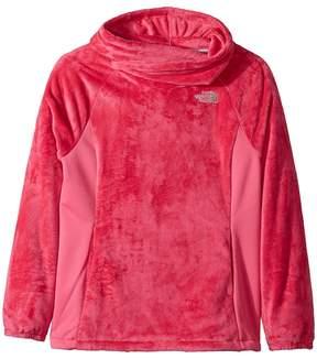 The North Face Kids Oso Fleece Pullover Girl's Sweatshirt