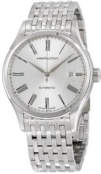 Hamilton Valiant Automatic Silver Dial Men's Watch