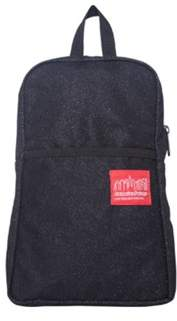 Manhattan Portage Unisex Midnight Ellis Backpack.