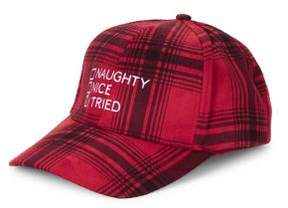 Collection 18 Naughty, Nice, Tried Baseball Cap