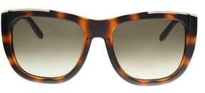 Chloé Ce659s 219 Tortoise Square Sunglasses.