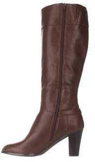 Giani Bernini Womens Boelyn Closed Toe Knee High Fashion Boots.