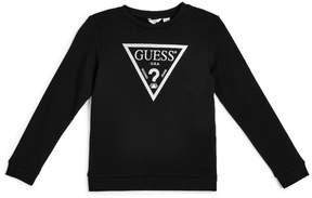 GUESS Logo Sweatshirt (7-16)