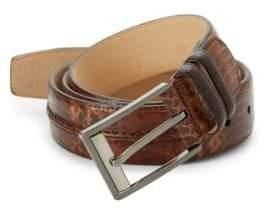 Mezlan Parma Leather Belt