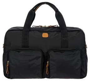 Bric's X-Bag Boarding 18-Inch Duffel Bag - Black