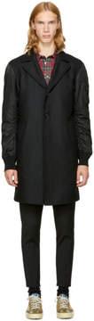 Diesel Black W-Customiz Coat
