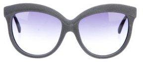 Italia Independent Velvet Cat-Eye Sunglasses
