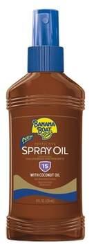 Banana Boat Protective Tanning Oil - SPF 15 - 8oz