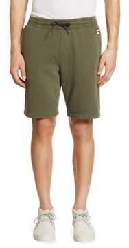 Madison Supply Fleece Washed Knit Shorts