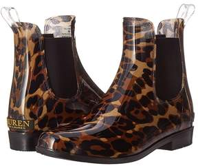 Lauren Ralph Lauren Tally Women's Pull-on Boots