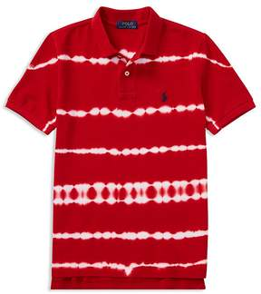 Polo Ralph Lauren Boys' Tie-Dyed Polo - Big Kid