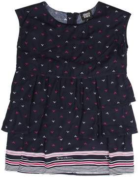 Armani Junior Dress Dress Kids